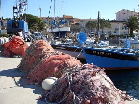 Dobrý přístav nejenom pro rybáře.